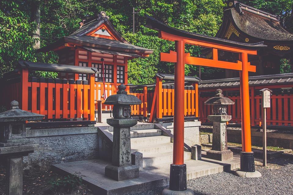 japon tourisme temple